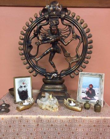 Cranston, RI: our altar