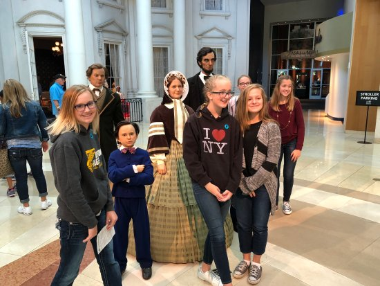 Abraham Lincoln Presidential Library and Museum-bild