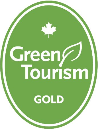 Halfmoon Bay, Canada: Certified Gold by Green Tourism Canada for 2017-19