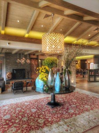 Carmel Valley, Californien: Lobby