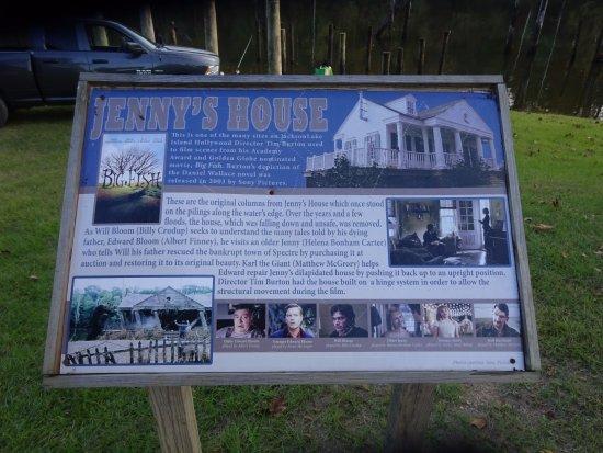 Millbrook, Αλαμπάμα: Info on Jenny's house