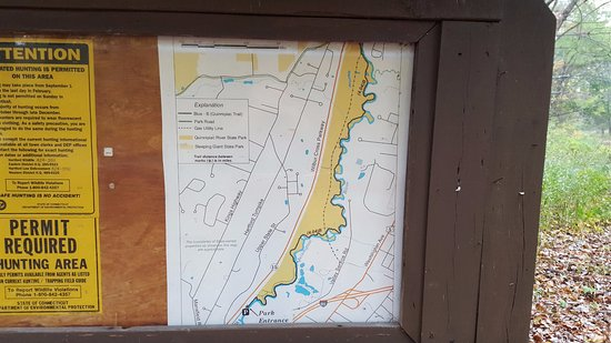 North Haven, CT: Map