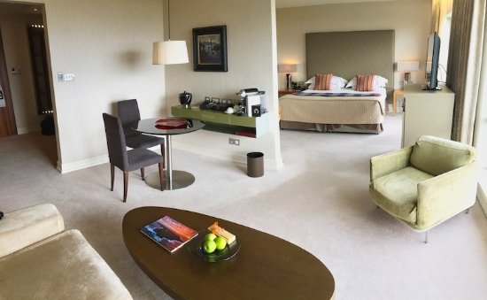 Aghadoe Heights Hotel & Spa: Suite at the hotel