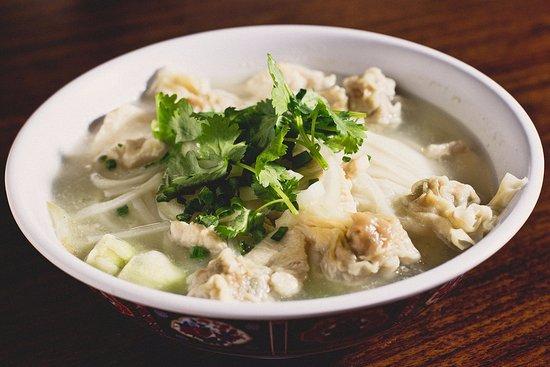 Spokane Valley, WA: Dumpling Soup