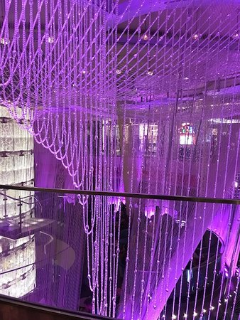 Chandelier bar picture of chandelier lounge las vegas tripadvisor chandelier lounge chandelier bar aloadofball Choice Image