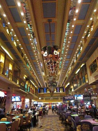 Casino floor/decor - Picture of The