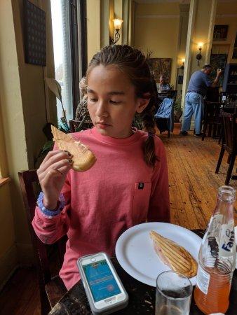Old Havana Sandwich Shop: Yummy Sandwich