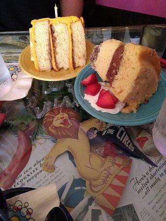 Dessert heaven! ❤️