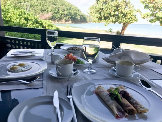 Hermitage Bay Food Reviews