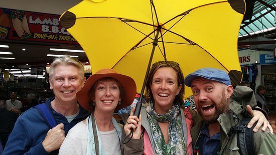 Yella umbrella walking tours adelaide yella umbrella for 129 north terrace adelaide