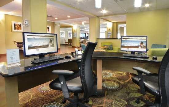 Archdale, Carolina del Norte: Our business center is well-equipped for your work needs.