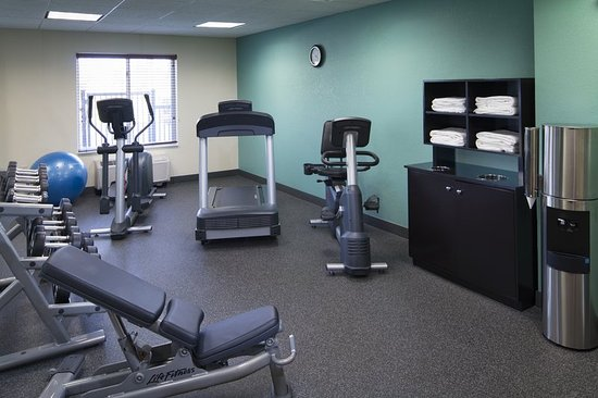 Archdale, Carolina del Norte: Stay active and healthy in our fitness center while on the road.
