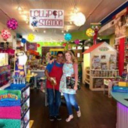 คัลเปปเปอร์, เวอร์จิเนีย: Lollipop Station!  A MUST stop destination for Culpeper, VA