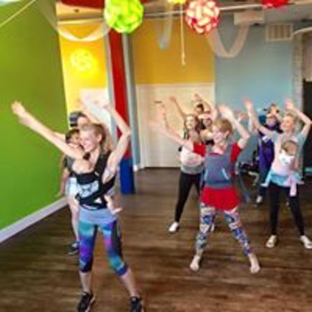 Culpeper, VA: Joimove baby dancing at Lollipop Station!  One of many classes we offer!