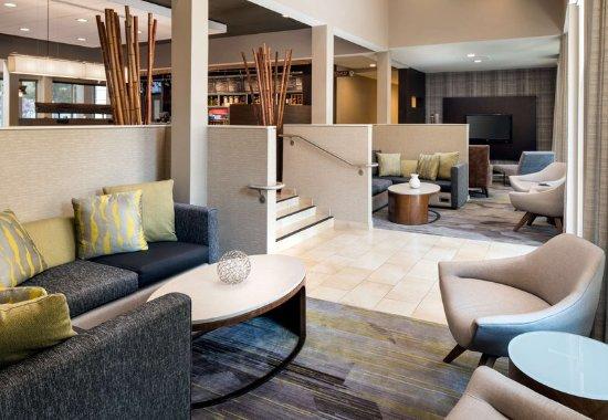 Foster City, Kalifornien: Lobby - Seating Area