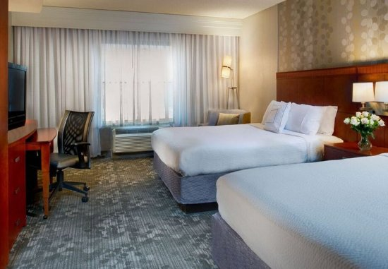 Collierville, TN: Queen/Queen Guest Room
