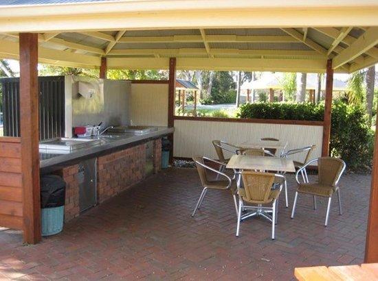 Barooga, Australia: BBQ