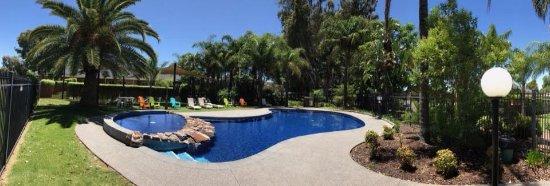 Barooga, Australia: Take a swim in our resort syle pool