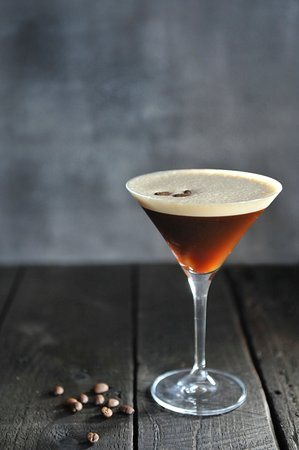 Yarra Valley, Australia: Espresso martini cocktail