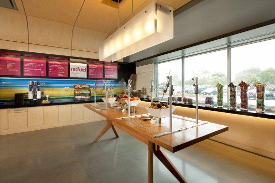 Millbrae, Kalifornien: Re:fuel by Aloft(SM)