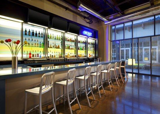 Millbrae, Kalifornien: w xyz(SM) bar