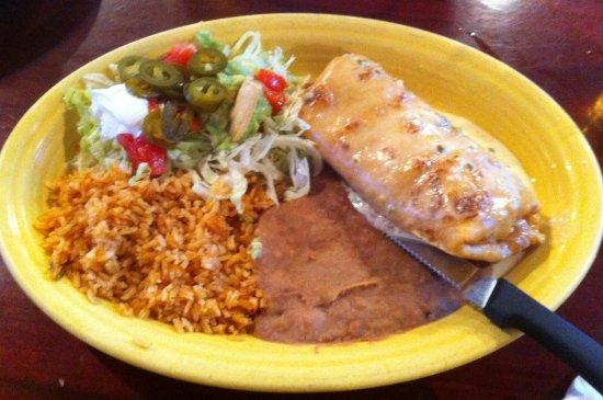 Immokalee, Флорида: Wet Chimi (sehr lecker!)