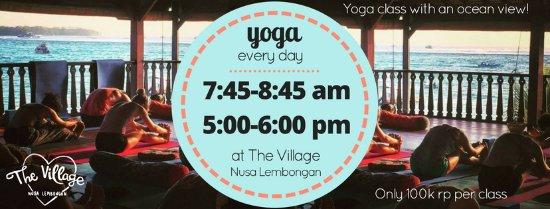 The Village Nusa Lembongan Yoga