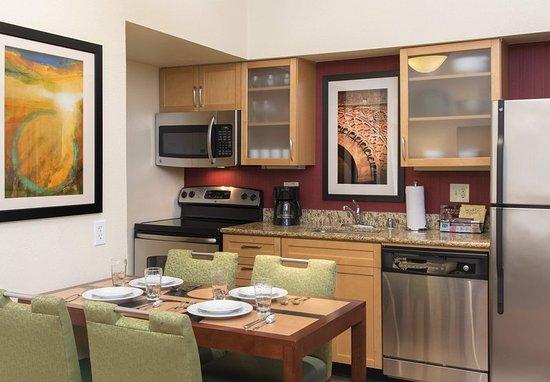 Deerfield, IL: Two-Bedroom Suite Kitchen