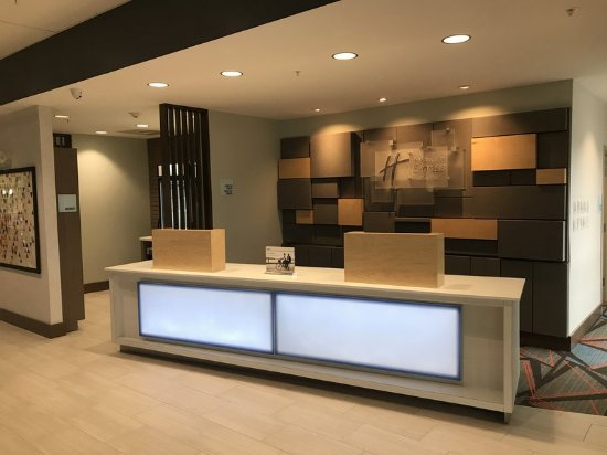 Simpsonville, Carolina del Sur: Front Desk