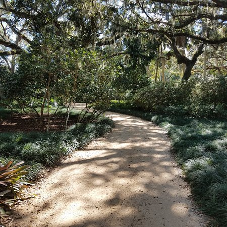 ‪Washington Oaks Gardens State Park‬ لوحة