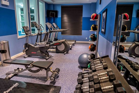 Spruce Grove, Kanada: Start  your day is with a great work out in our fitness center.