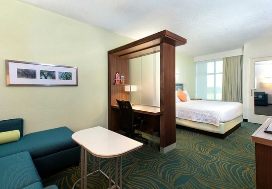 Springhill Suites Orlando At Flamingo Crossings Western Entrance Winter Garden Fl Omd Men