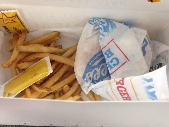 เออร์โม, เซาท์แคโรไลนา: fries
