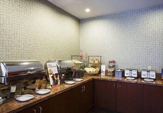 La Mirada, Californie : Breakfast Buffet
