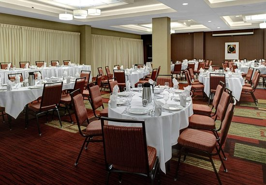 Saint Cloud, MN: Grand Ballroom - Reception