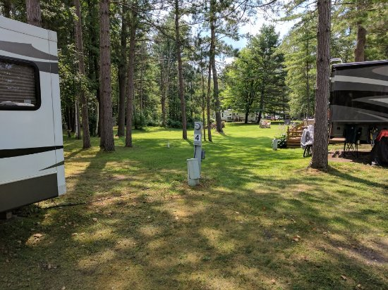 campgrounds Adult michigan rv in