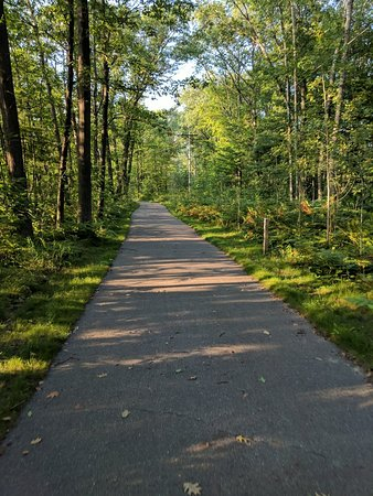 Alabaster Bike Path Arboretum