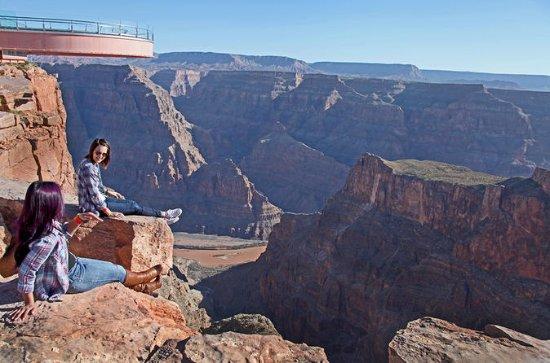 Combo Margem Oeste do Grand Canyon...