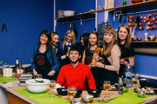 Cook Your Lunch: Private Russian Cuisine Cooking Class in...