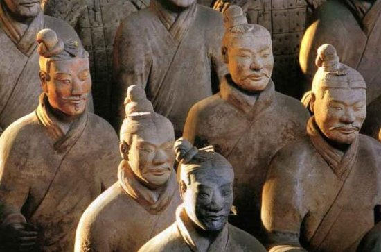 Terracotta Warriors and Banpo...