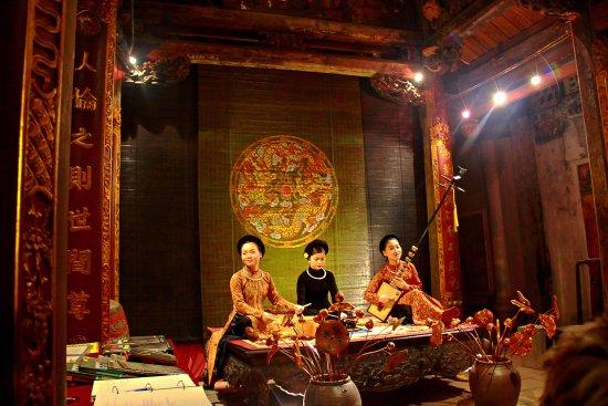Footprint Vietnam Travel Day Tours: Ca Tru - Traditional Folk Music Performance