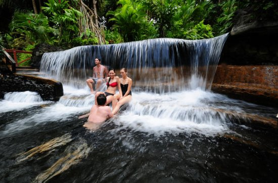 Small Group Day Tour of Arenal Wonders...
