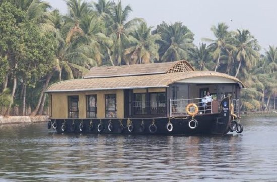 Private Alleppey Backwater Houseboat ...