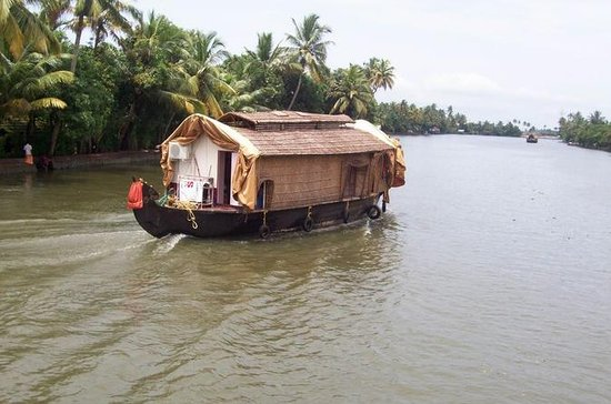 Private Backwater Cruise on a...