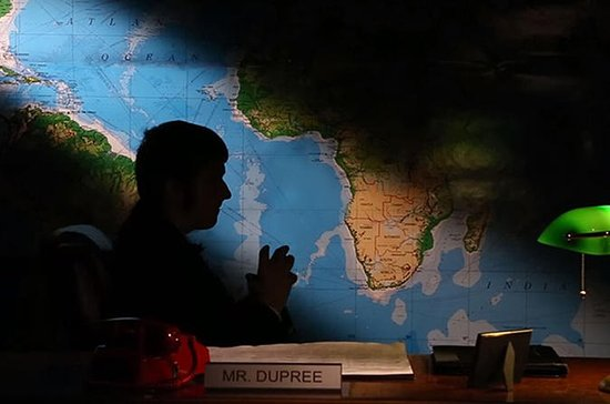 Mr. Dupree Mission Escape Room in ...