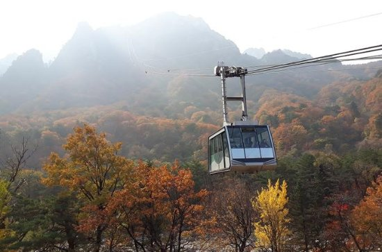 Mount Seorak and Nami Island Day Trip...