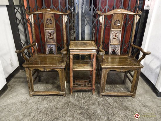 Chinese Antique Chairs Picture Of