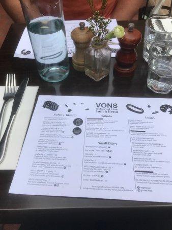 Vons Restaurant & Bar: photo6.jpg