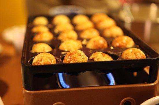 京都ローカルとのプライベートな料理レッスンと食事