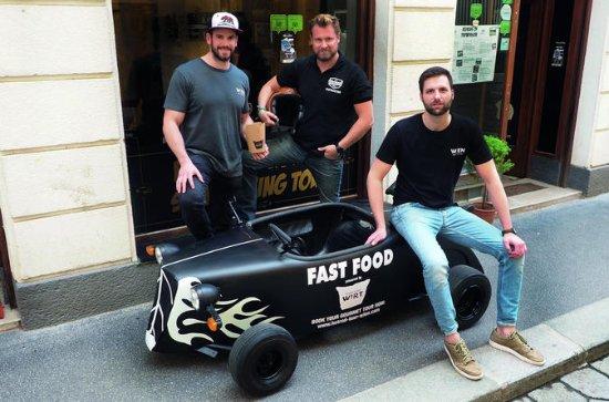 Hot Rod Vienna Fast Food Tour